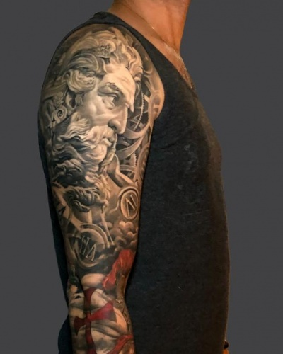 Sleeve Tattoo henry-anglas